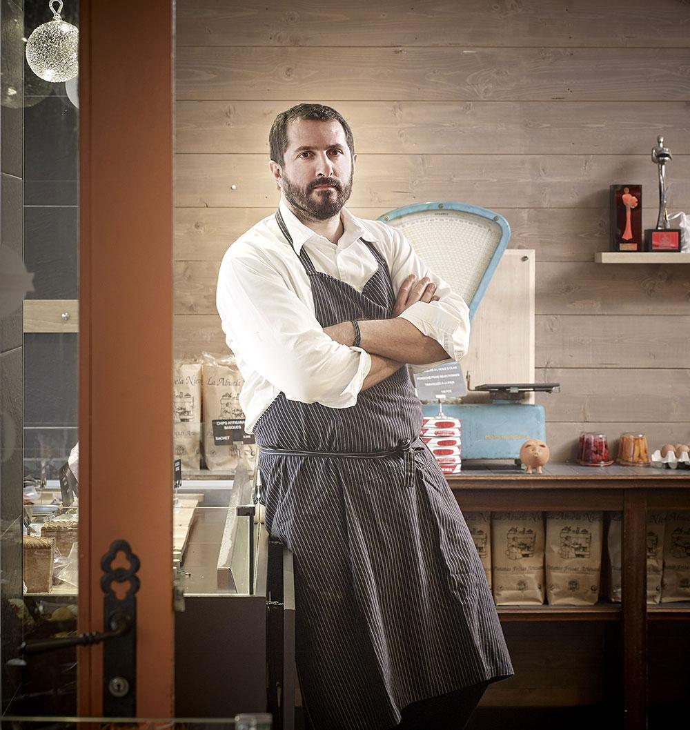 Sebastien Zozaya Cuisine Plancha Forge Adour
